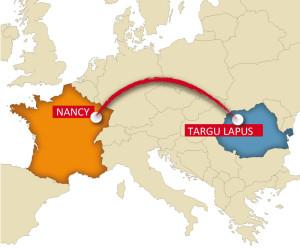 Implantation Europe