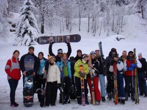 1.Ski