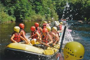 12.Rafting