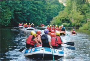 13.Rafting