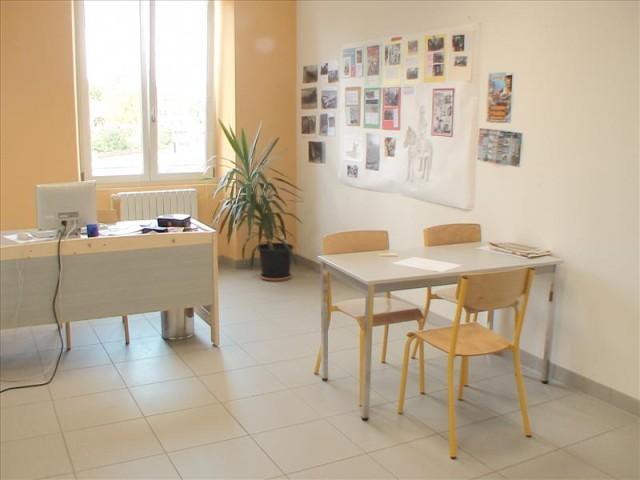 Salle d'étude - Bibliothèque